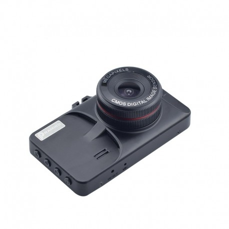 CAMERA VIDEO AUTO T619 FULLHD 3MP CU CARCASA METALICA SI DESIGN SLIM 1