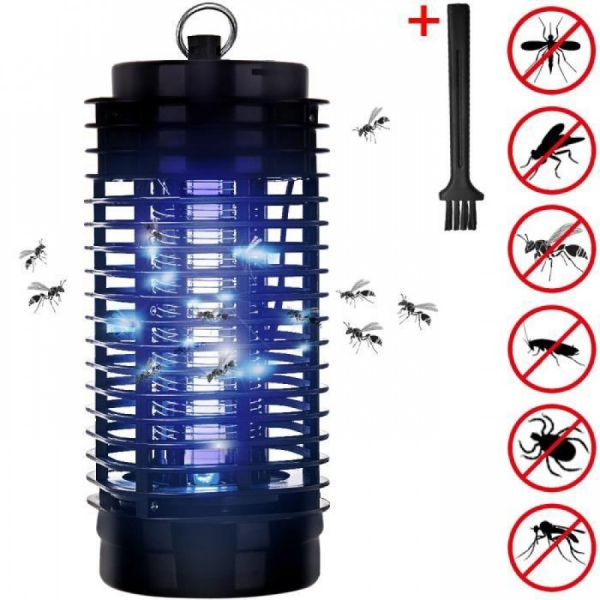 Aparat electric anti insecte cu LED UV 0