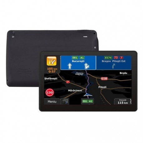 "GPS AUTO TECHSTAR M9X CU ANDROID TABLETA 512RAM WIFI DISPLAY 7"" HARTI  ACTUALIZATE 3"