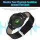 Ceas Smartwatch Techstar® Q9, Bluetooth 4.0, Waterproof IP65, IPS Touch HD, Potrivit Fitness, Android, IOS, Negru 3