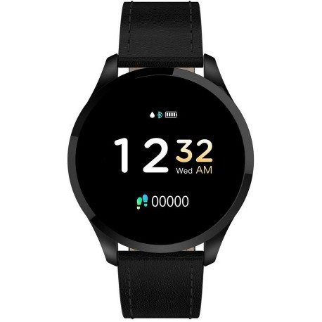 Ceas Smartwatch Techstar® Q9, Bluetooth 4.0, Waterproof IP65, IPS Touch HD, Potrivit Fitness, Android, IOS, Negru 8