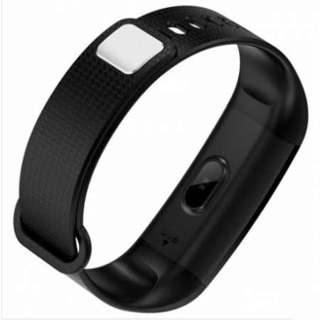 Bratara Smart Fitness Sport Y5 Negru Bluetooth 4.0 Waterproof Cu Monitorizare Somn, Cardiaca Si Pedometru [1]