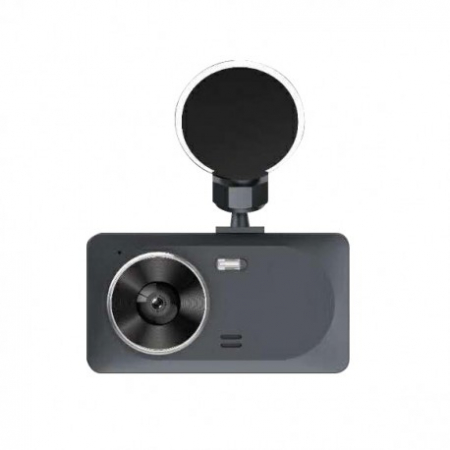 Camera Auto DVR RLDV-363 Techstar® FullHD 1080P 12 MPX DISPLAY IPS 3.2 INCH Lentila Dubla Interior/Exterior0