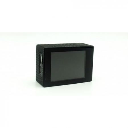 Camera Sport S5000 Ecran 2 Inch Subacvatica FullHD 1080P 12MPx Black EXSports1