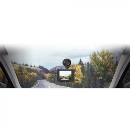 Camera Sport S5000 Ecran 2 Inch Subacvatica FullHD 1080P 12MPx Black EXSports5