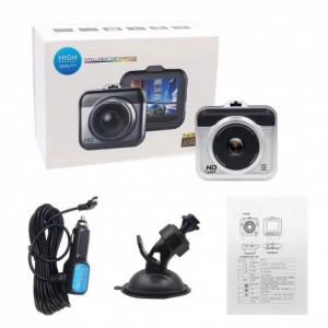 CAMERA VIDEO AUTO DVR TECHSTAR® CT203 FULLHD 1080P, DETECTIA MISCARII, G-SENSOR, USB5