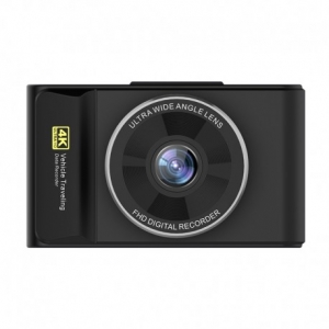 "CAMERA VIDEO AUTO DVR TECHSTAR® H3 PRO ULTRA HD 4K, PROCESOR 96660, DISPLAY 3"" IPS, GPS LOGGER, WIFI ANDROID & IOS5"