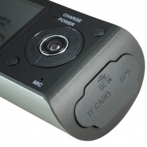 CAMERA VIDEO AUTO SW R300 DUAL-CAM CU GPS LOGGER2