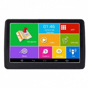 "GPS AUTO TECHSTAR M9X CU ANDROID TABLETA 512RAM WIFI DISPLAY 7"" HARTI  ACTUALIZATE2"