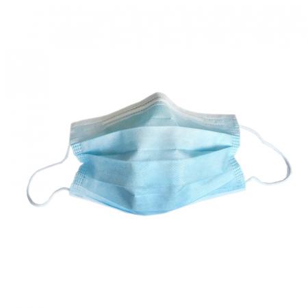 Masca medicala 3 straturi TYPE IIR banda metalica 50buc1