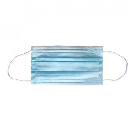 Masca medicala 3 straturi TYPE IIR banda metalica 50buc [2]