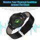 Ceas Smartwatch Techstar® Q9, Bluetooth 4.0, Waterproof IP65, IPS Touch HD, Potrivit Fitness, Android, IOS, Negru3