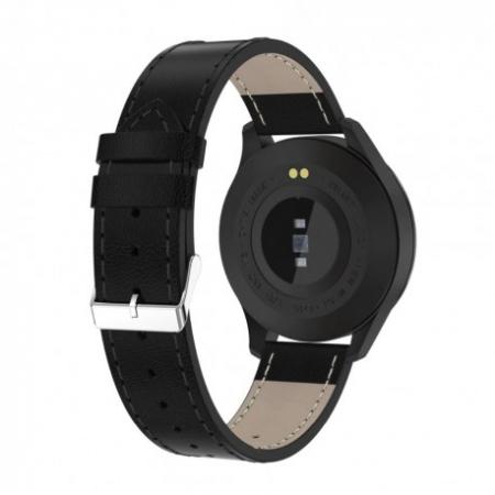 Ceas Smartwatch Techstar® Q9, Bluetooth 4.0, Waterproof IP65, IPS Touch HD, Potrivit Fitness, Android, IOS, Negru7