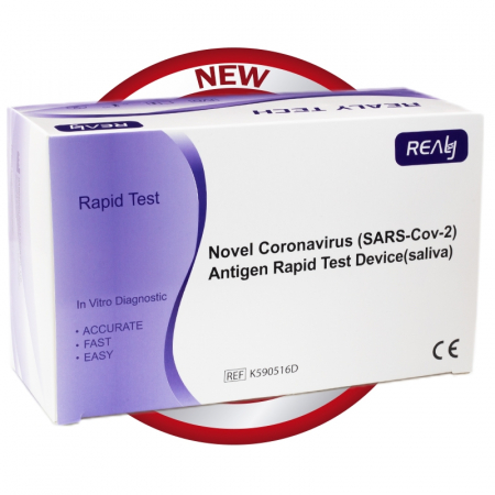 Test Rapid Saliva Antigen COVID-19 [0]