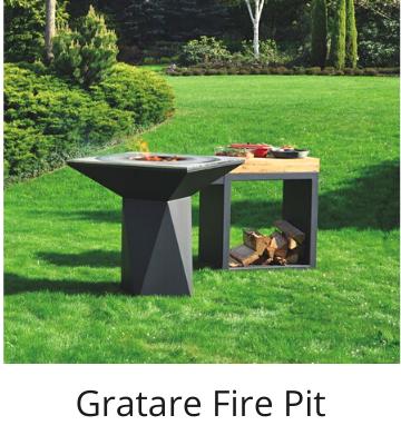 Gratare Fire Pit
