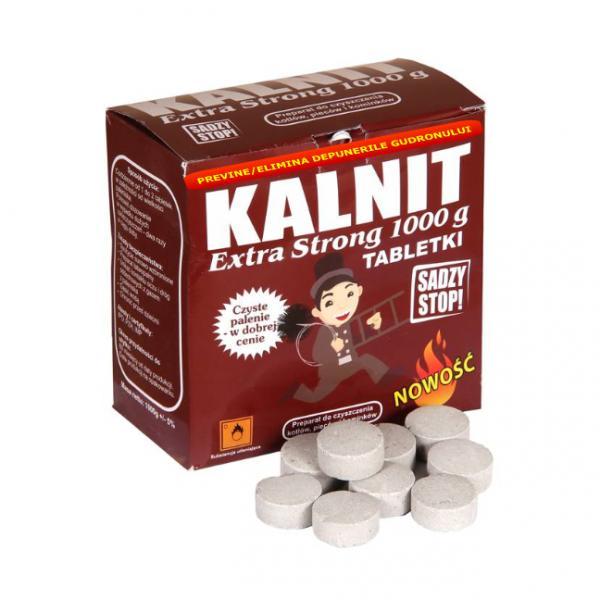 Kalnit tablete de curatare cos de fum 1kg 0