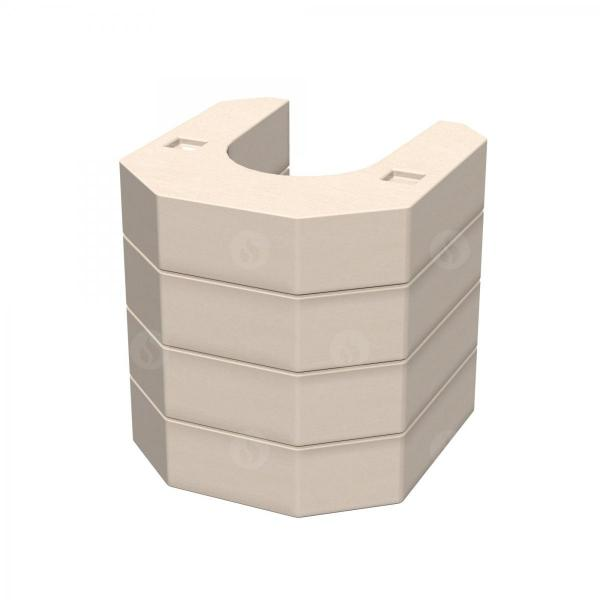 Kit de acumulare caldura pentru soba LUGO AKUM [1]