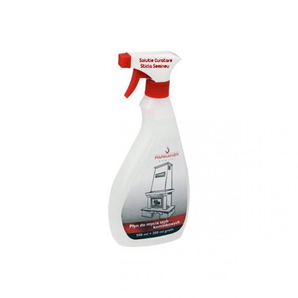 Solutie curatare sticla semineu sau soba 700 ml 0
