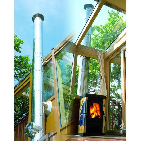 Schiedel - Sisteme de cosuri de fum de inox 0
