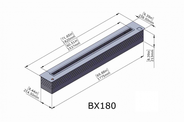 Semineu bioetanol XL, XXL 4