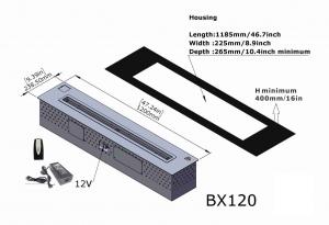 Semineu bioetanol BX - gama XL3