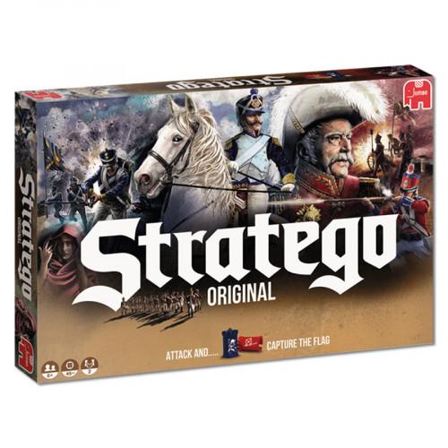 Stratego - un joc clasic de strategie si deductie
