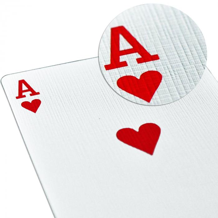 Carti de joc Copag 310 Regular, extrafinisate, culoare spate albastru, recomandate pentru jucatori, mentalisti si magicieni 1