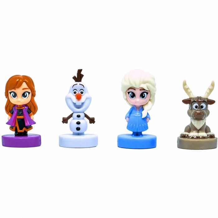 """Joc de societate """"Disney Frozen II - Home Sprint"""", pentru 2-4 jucatori cu varsta de peste 4 ani [1]"""