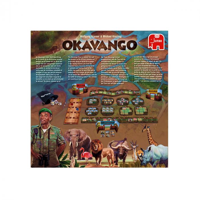 Joc de societate Okavango [1]