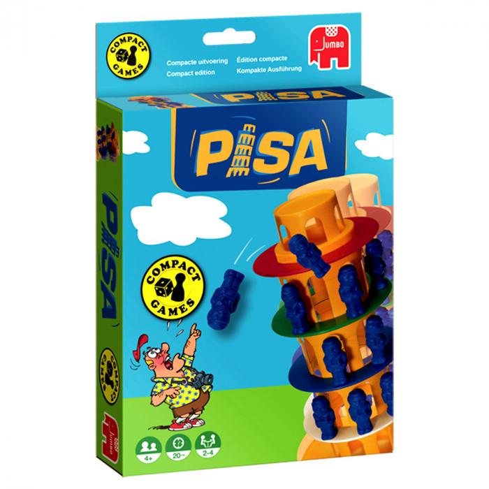 "Joc ""Turnul din Pisa"" - editia compacta [0]"