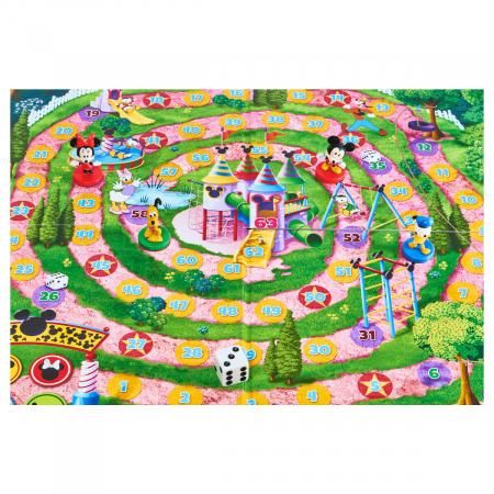 """Joc de societate """"Disney Mickey Mouse & Friends - Home Sprint"""", pentru 2-4 jucatori cu varsta de peste 4 ani1"""
