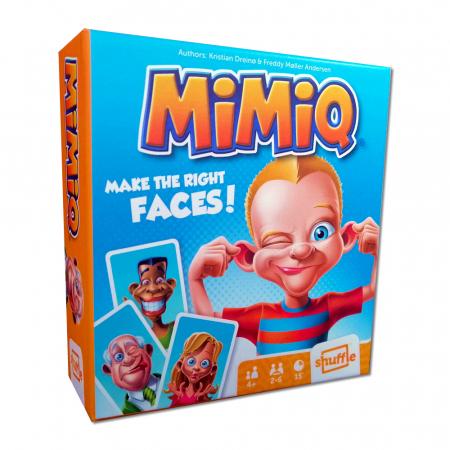 Joc de carti Mimiq [0]