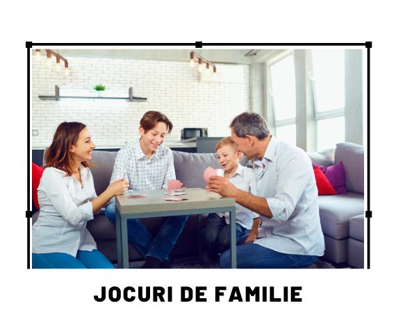 Jocuri de familie