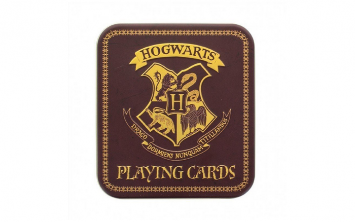 Carti de joc Harry Potter Metal 0