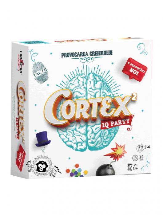 Cortex IQ Party Editia 2 - Joc de Societate 0