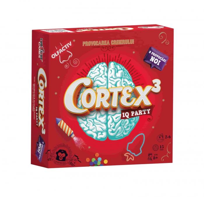 Cortex IQ Party Editia 3 - Joc de Societate 0