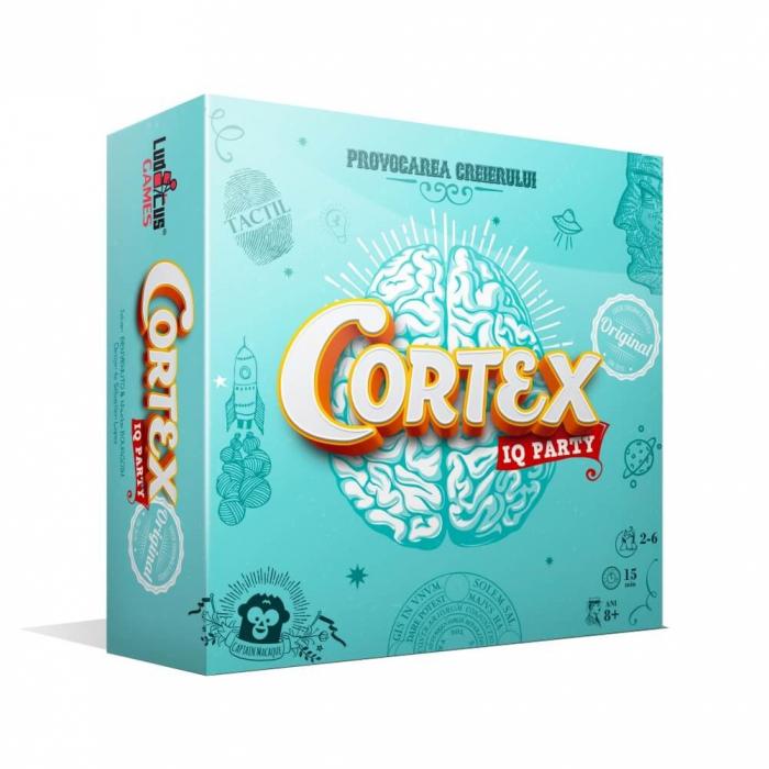 Cortex IQ Party - Joc de Societate 0