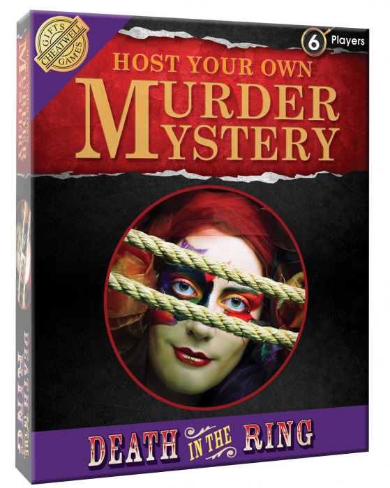 Joc Murder Mystery - Death in the Ring