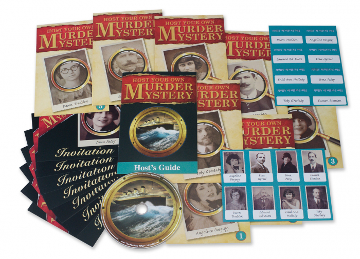 Joc Murder Mystery - The Porthole Affair 1