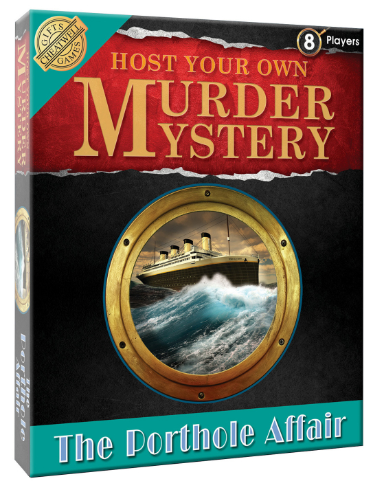 Joc Murder Mystery - The Porthole Affair 0