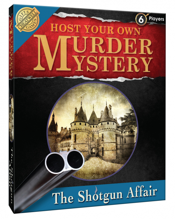 Murder Mystery - The Shotgun Affair - Joc Mister 0