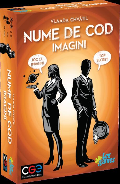 Nume de Cod Imagini - Joc de Societate 0
