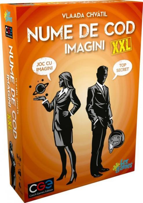 Nume de Cod Imagini XXL - Joc de Societate 0
