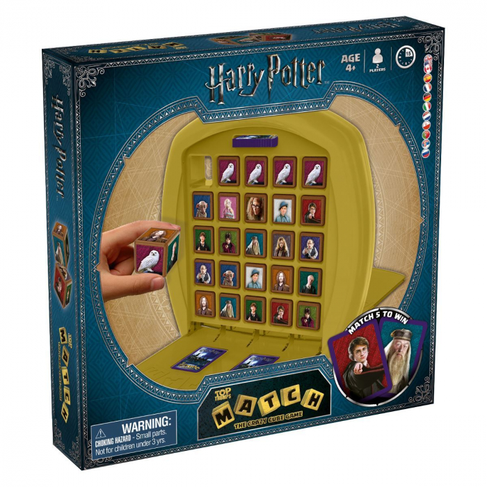 Top Trumps Match Harry Potter - Joc de Societate 0