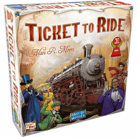 Ticket to Ride (RO)0