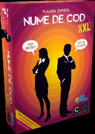 Nume de Cod XXL (RO)0