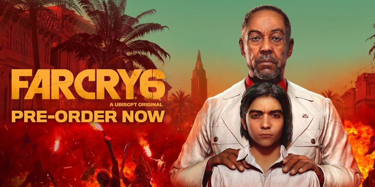 Far Cry 6 - order now!