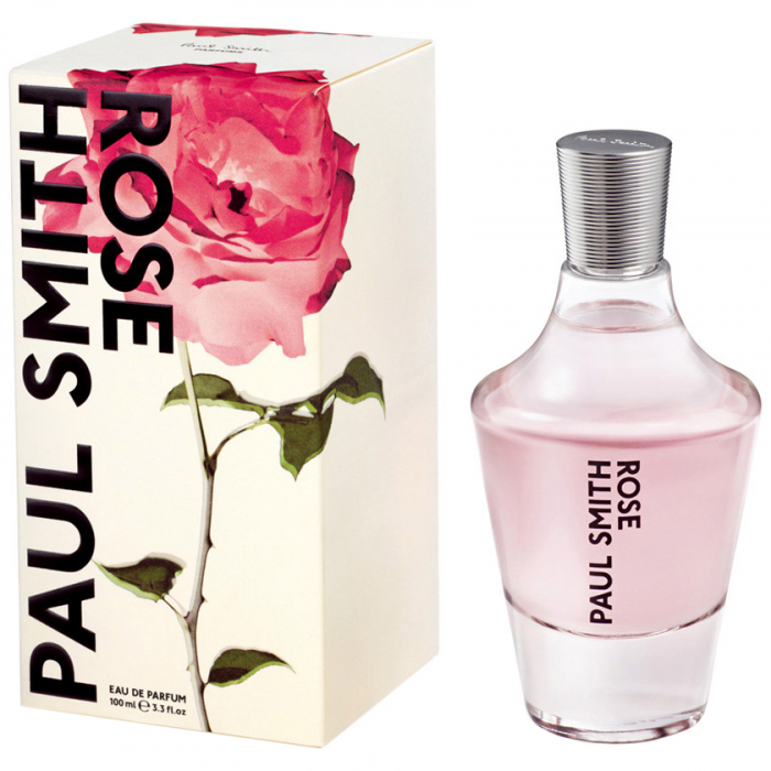 Apa de Parfum Paul Smith Rose, Femei, 100ml 0