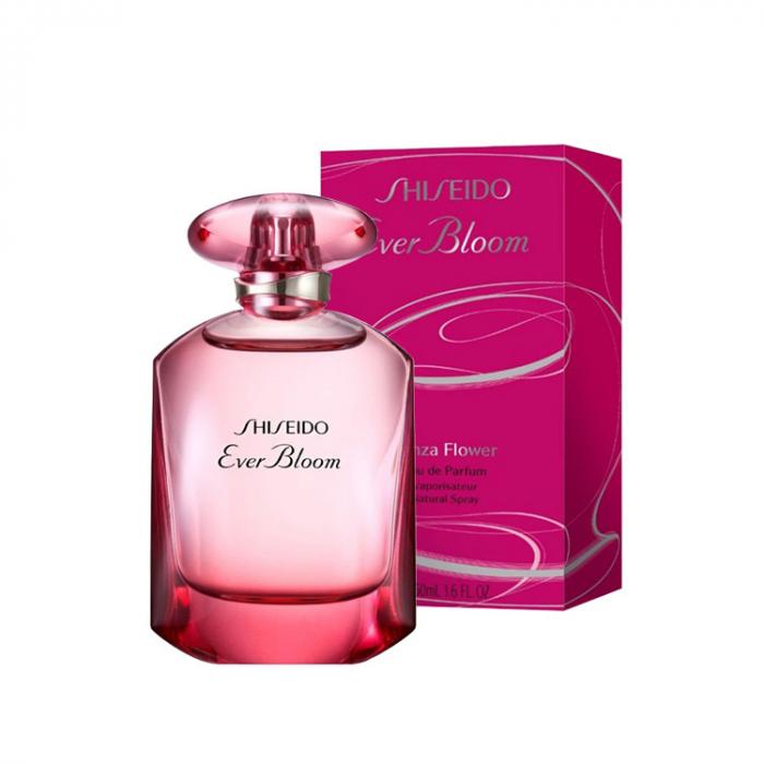 Apa de parfum Shiseido Ever Bloom Ginza Flower 50ml 0