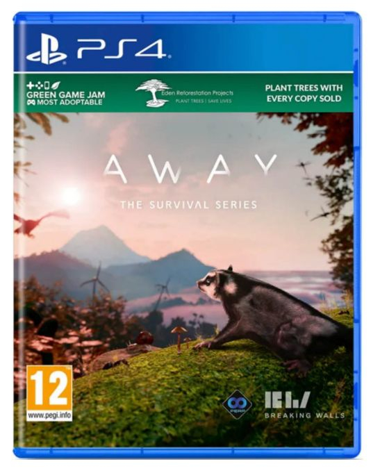 Away the Survival Series - PS4 [0]